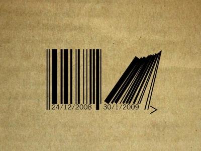 تصویر تبلیغاتی فروشگاه زنجیرهای Carrefour: بارکد ۲
