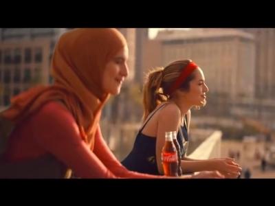 تیزر تبلیغاتی کوکاکولا: غروب آفتاب