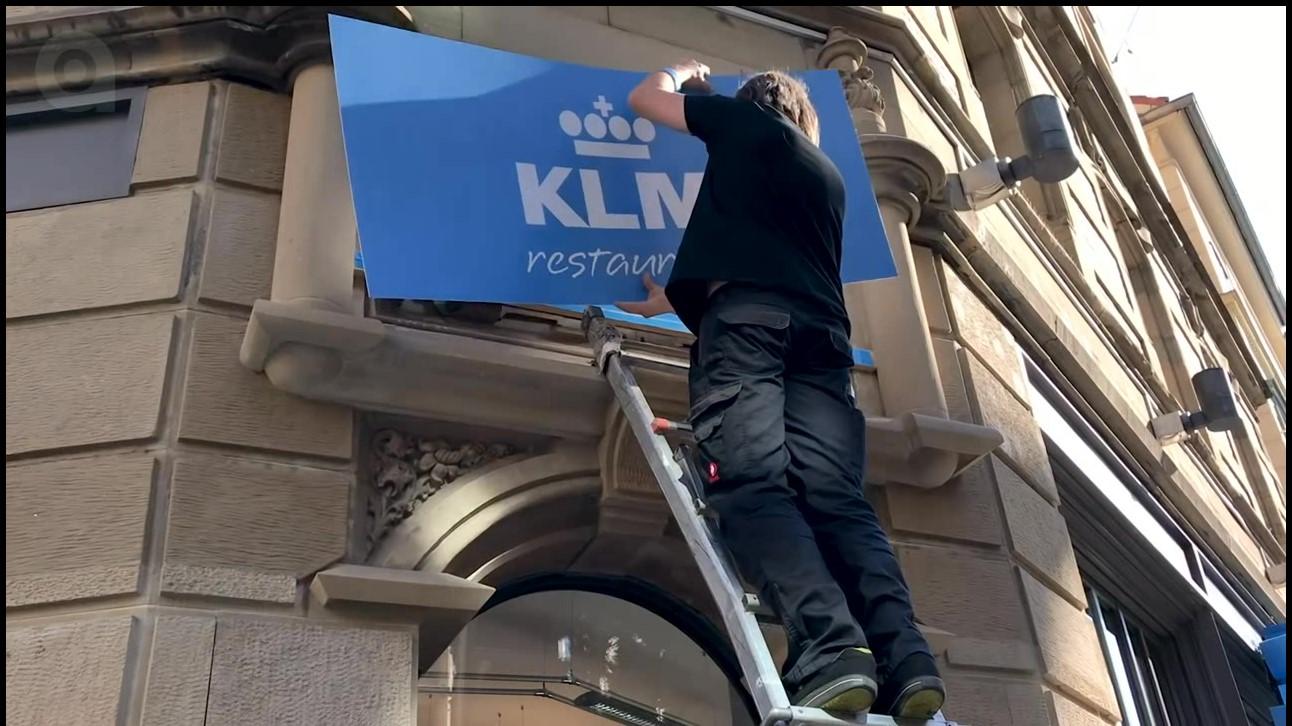 تیزر تبلیغاتی KLM: ما شرکت هواپیمایی هستیم!