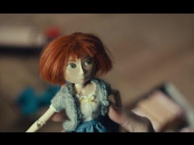 تیزر تبلیغاتی مکدونالد: عروسکی به نام ژولیت