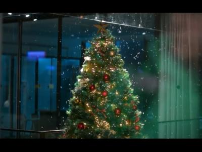 تیزر تبلیغاتی کوکاکولا: کریسمس کنار خانواده