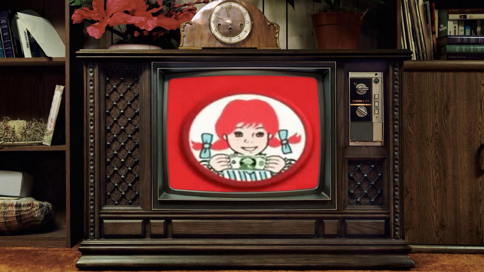 تیزر تبلیغاتی رستوران Wendy's: شبکههای اجتماعی