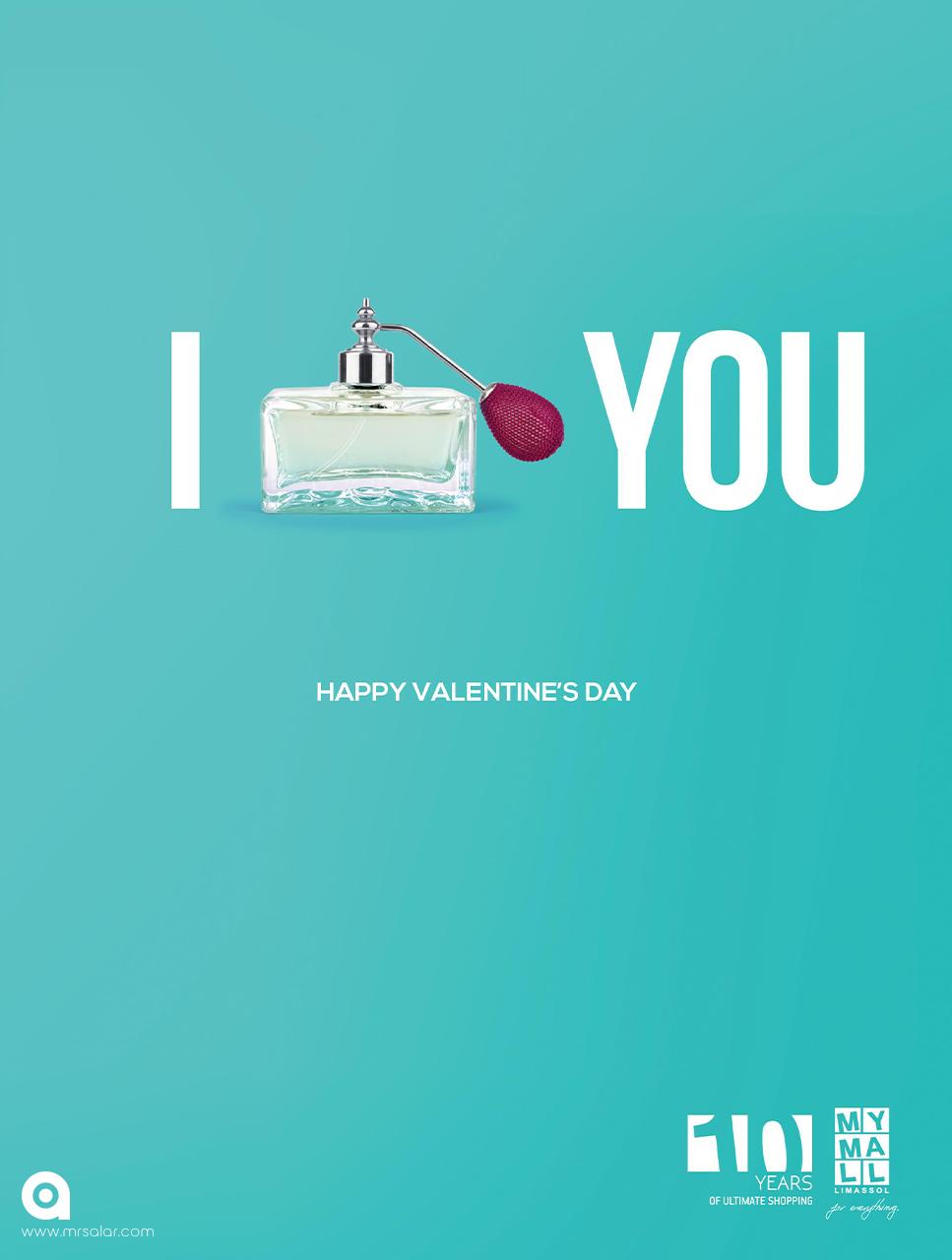 تصویر تبلیغاتی ولنتاین: دوستت دارم ۲