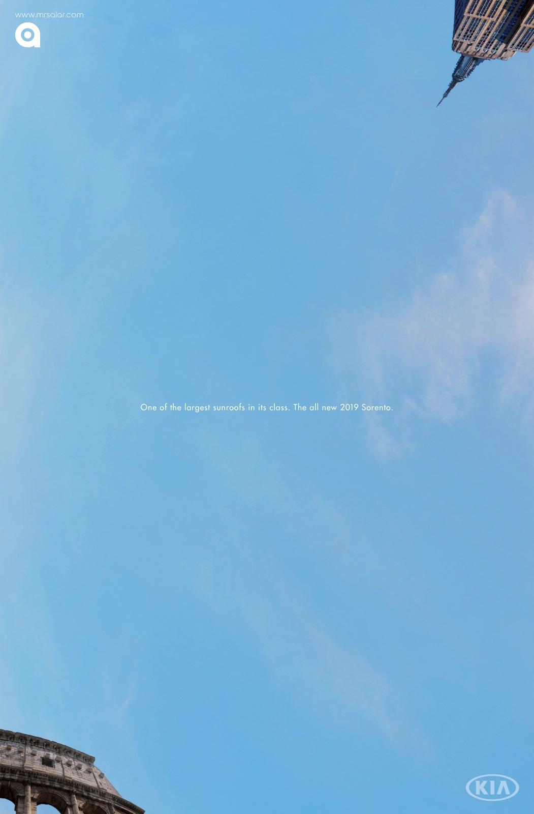 تصویر تبلیغاتی کیا: نمایی وسیعتر از دنیا ۲