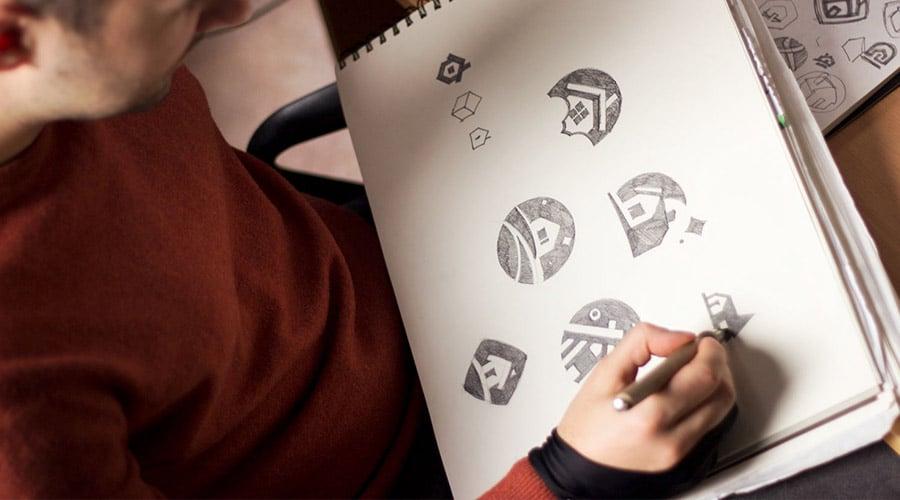 آموزش طراحی لوگو در ۵ گام ساده