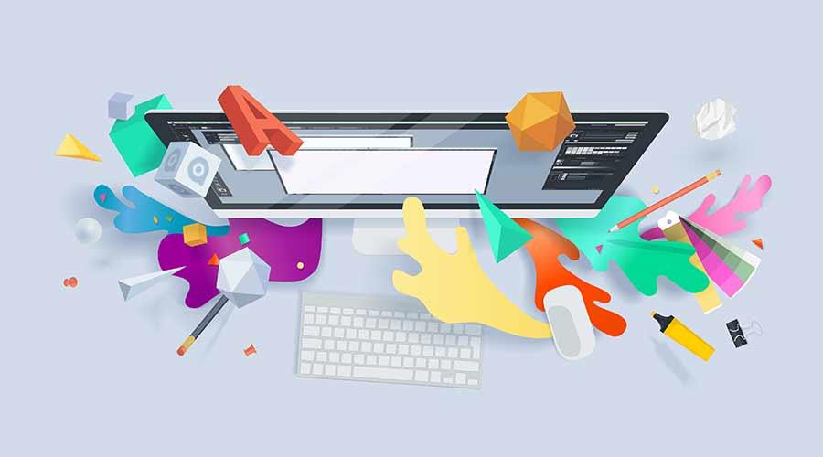 ۱۳ نرم افزار طراحی لوگو + بهترین نرم افزار ساخت لوگو حرفه ای