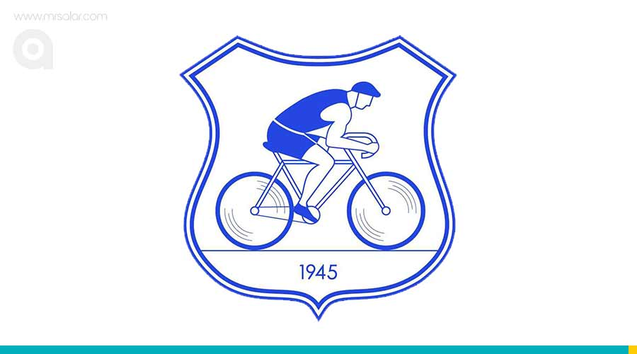 لوگوی دوچرخه سواران استقلال