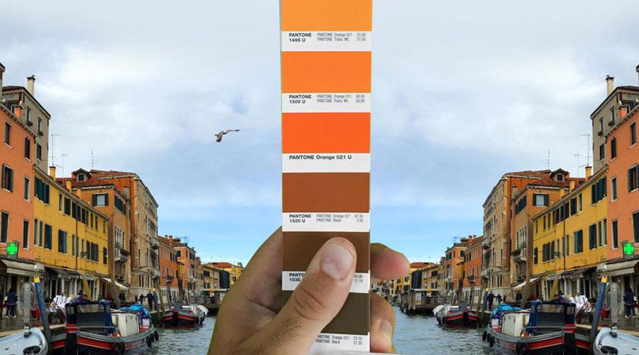 رنگ پنتون چیست؟ تاریخچه شرکت پنتون و فرایند انتخاب رنگ سال