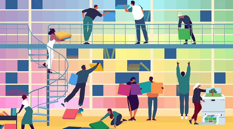 ۱۲ ابزار انتخاب رنگ سایت و ترکیب رنگها